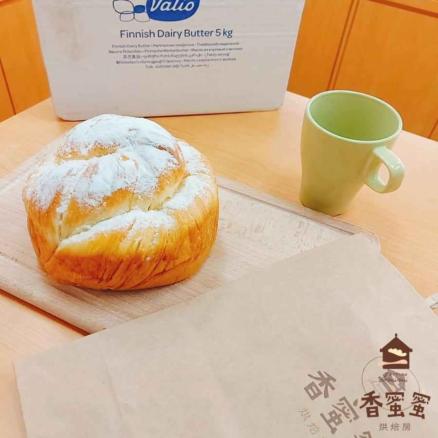 富士山手撕麵包